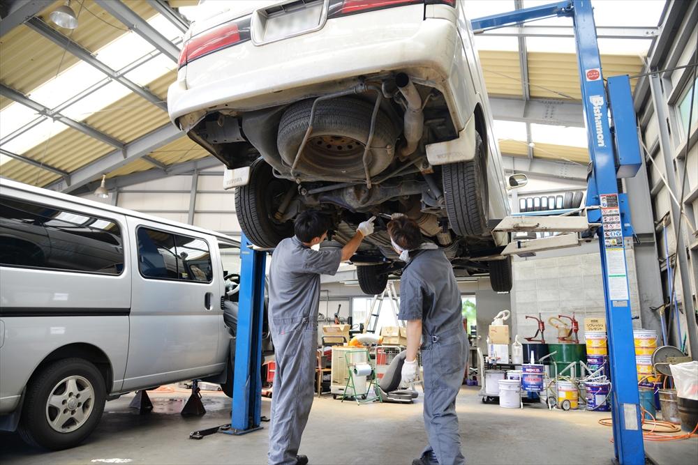 ヌマセキ車整備・修理